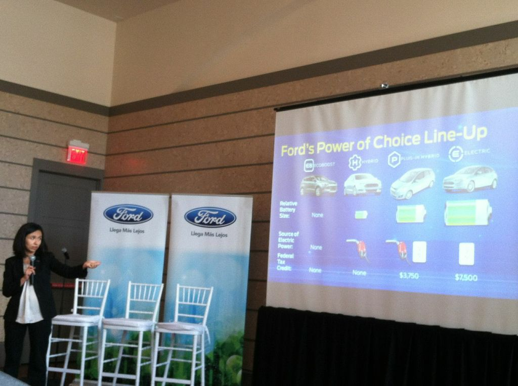 1 Ford Power of Choice Event