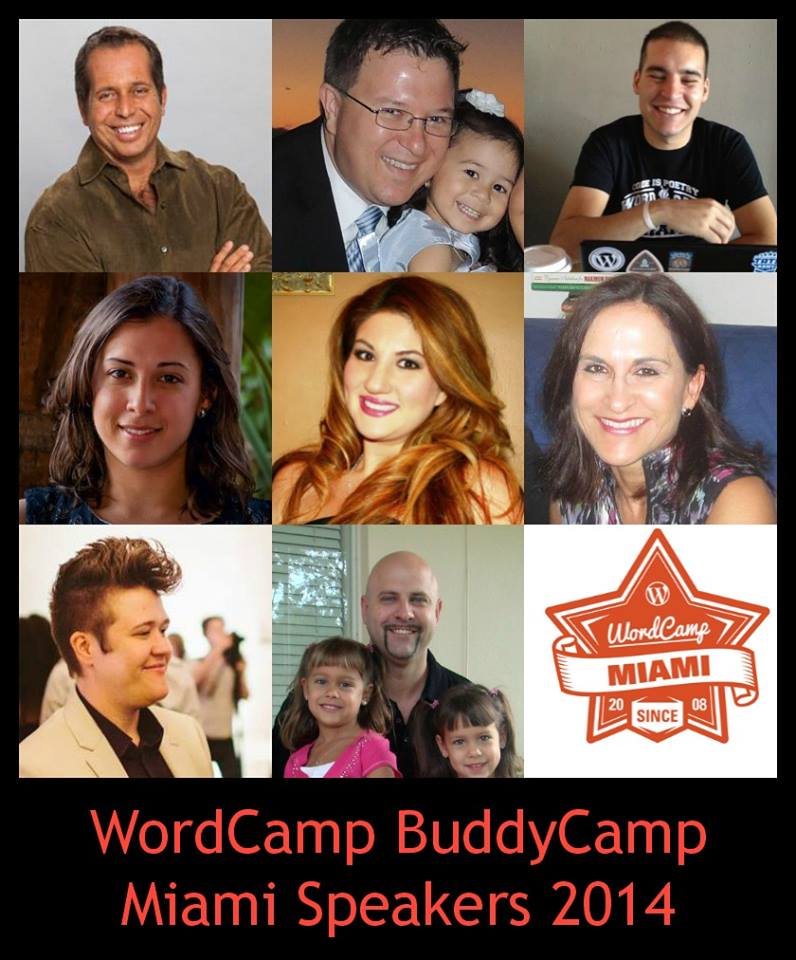 wordcamp miami speakers Speaking at Wordcamp Miami